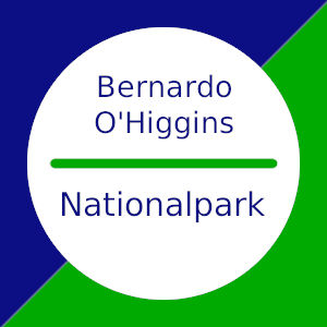Nationalpark Bernardo O'Higgins in Patagonien