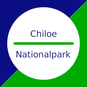 Nationalpark Chiloe in Patagonien