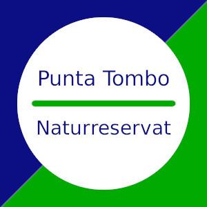 Punta Tombo Naturreservat in Patagonien