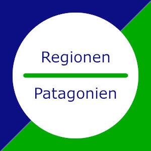Patagonien: Regionen