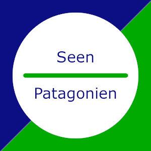Patagonien: Seen